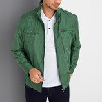 Dean Coat // Green (Large)