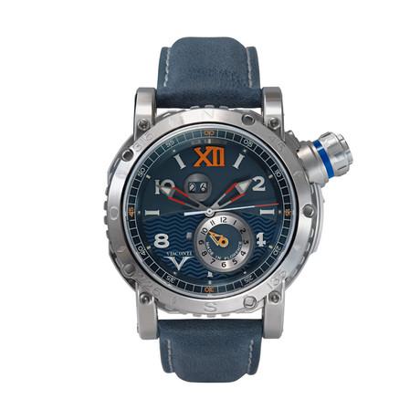 Visconti Grand Cruise GMT Automatic // W110-00-143-1411