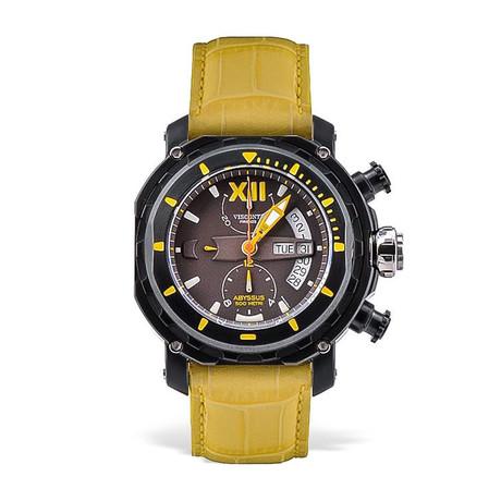 Visconti Full Dive 500 Chronograph Automatic // KW51-05