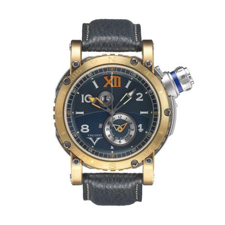 Visconti GMT Grand Cruise Automatic // W110-02-183-1411