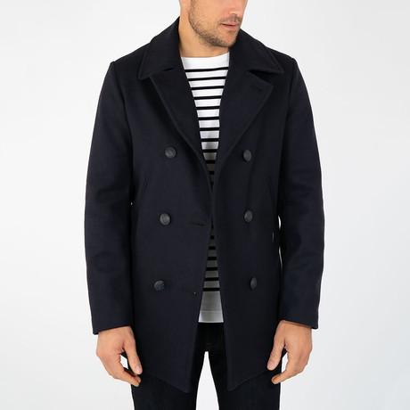 Men's P-Coat // Navire (Size 40)