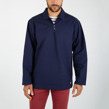 Heritage Shirt // Navy Blue (Size 2)