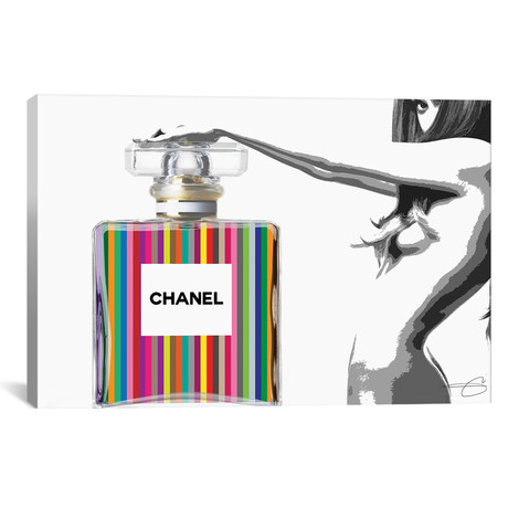 """Nothing But Chanel // Studio One (18""""W x 12""""H x 0.75""""D)"""