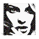 "LV Love // Heather Offord (12""W x 12""H x 0.75""D)"