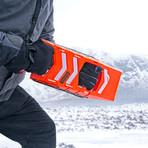 Compact Safety Shovel