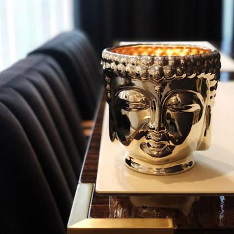 Gold Buddha // Myrrh Redwood