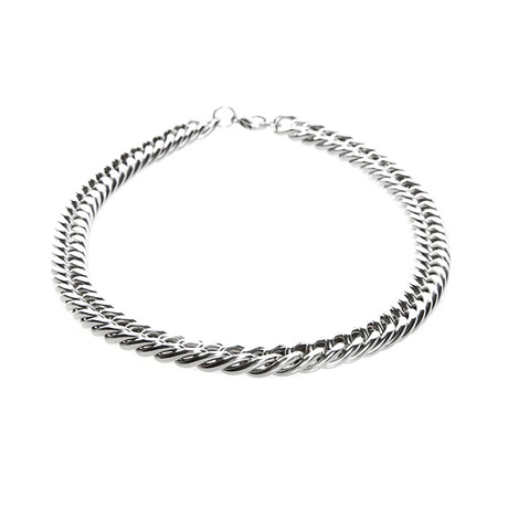 Holfrid Necklace // Silver