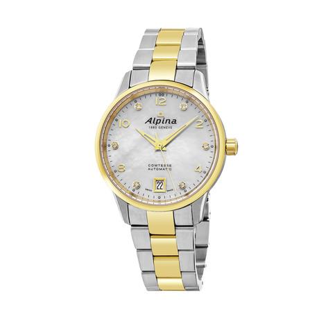 Alpina Ladies Automatic // AL525APWD3C3B // Store Display