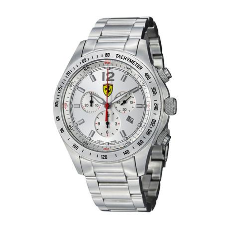 Ferrari Chronograph Quartz // FE07ACCCMSL // Store Display