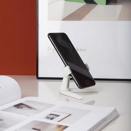 Ledetech Cell Phone Stand Holder // Desk and Car (Black)