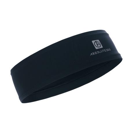 Infrared [AR] Slim Headband // Black