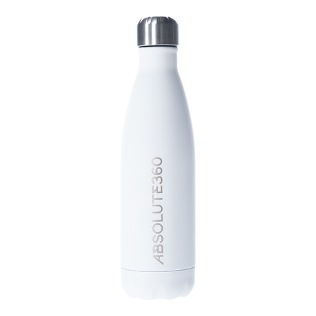 Insulated Drinks Bottle // 500ml (Black)