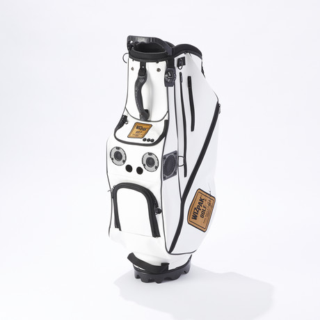 WizPak Golf // White