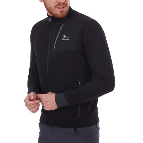 Everest Fleece // Black (XS)