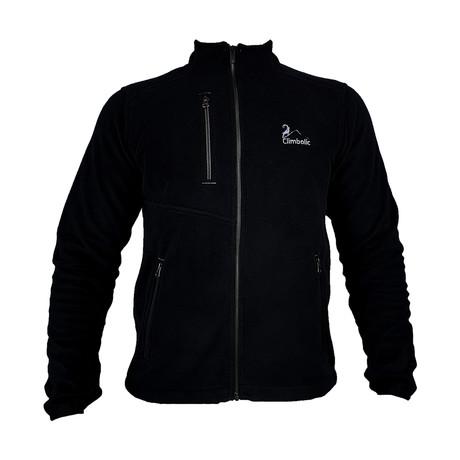 Slope Fleece // Black (XS)