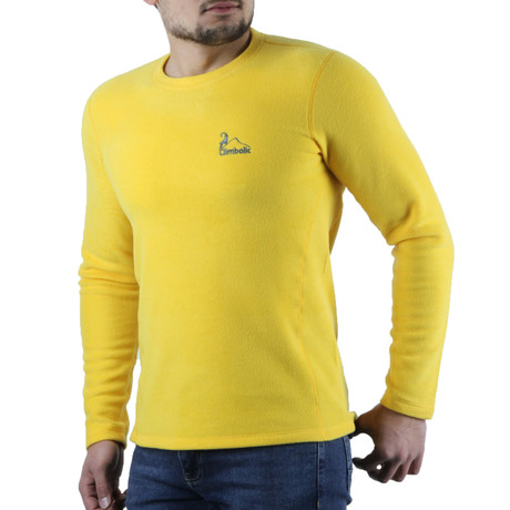 Cameroon Long Sleeve // Yellow (XS)