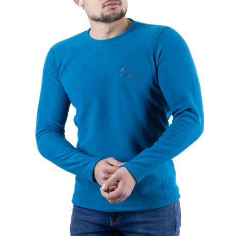 Manaslu Long Sleeve // Turquoise (XS)