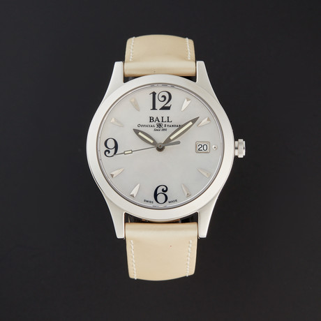 Ball Ladies Engineer Quartz // NM1015D-L-WH