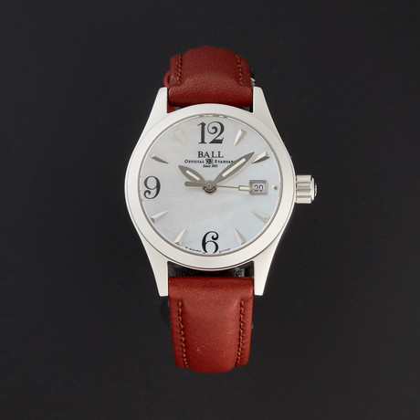 Ball Ladies Engineer Quartz // NL1015D-L-WH