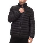 Benson Jacket // Black (Small)