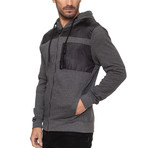 Nevis Hoodie // Charcoal Marl (Small)