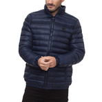 Benson Jacket // Navy (Small)