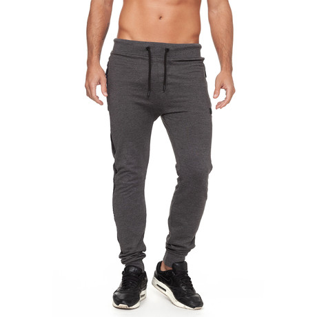 Nevis Jogger // Charcoal Marl (Small)