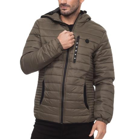 Hulme Jacket // Khaki (Small)