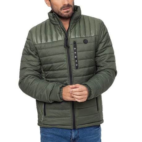 Mount Jacket // Green (Small)
