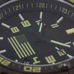 Isobrite Tritium U.S. Armed Forces Quartz // ISO3001