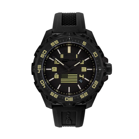 Isobrite Tritium U.S. Armed Forces Quartz // ISO3001