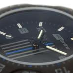 Isobrite Tritium Thin Blue Line Quartz // ISO3006