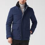 Brandon Coat // Dark Blue (Euro: 46)