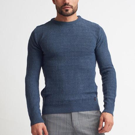 William Sweater // Dark Blue (S)