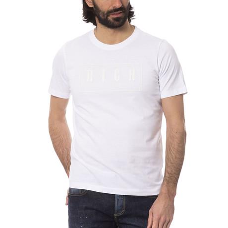 Logo T-Shirt // Optical White (S)