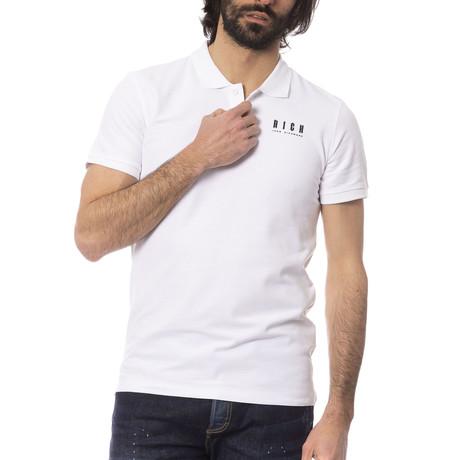 Fabio Polo Shirt // White (S)