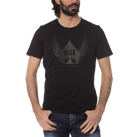 Flying Ace T-Shirt // Black (S)