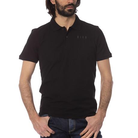 Fabio Polo Shirt // Black (S)