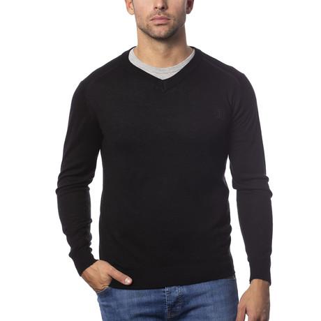 Beech Sweater // Black (S)