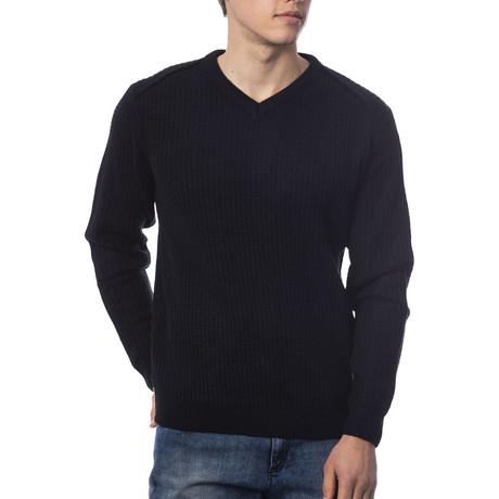 Brando Sweater // Black (S)