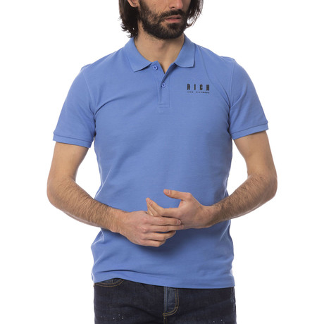 Fabio Polo Shirt // Royal Blue (S)