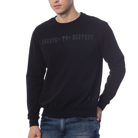 Ward Sweatshirt // Black (S)