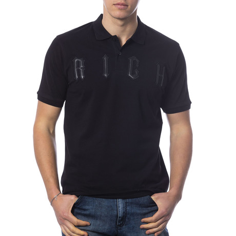 Witcomb Polo Shirt // Black (S)