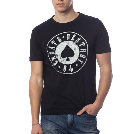 Respectable T-Shirt // Black + White (S)