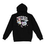 Takashi Murakami x Complexcon Chicago Discord Sweatshirt // Black (S)