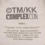 Takashi Murakami x Complexcon Chicago Discord T-Shirt // Gray (S)