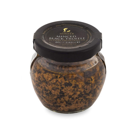 Minced Black Truffle // 80g