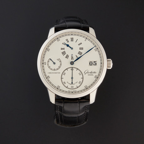 Glashütte Original Senator Chronometer Regulator Manual Wind // 58-04-04-04-04 // Pre-Owned