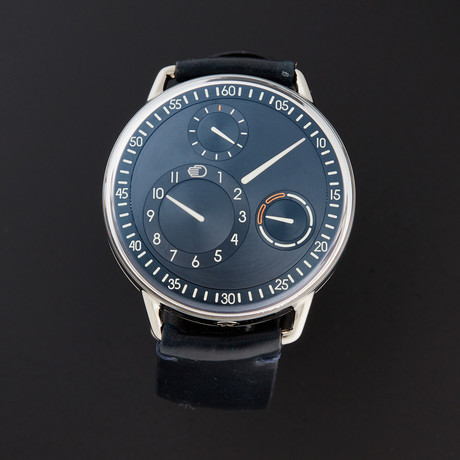 Ressence Type 1.3 Orbital Convex System Automatic // TYPE 1.3N // Pre-Owned