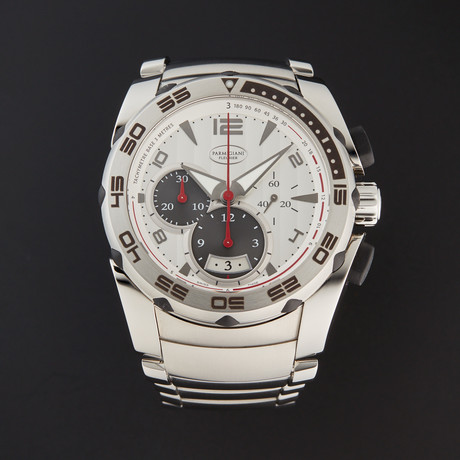 Parmigiani Pershing Chronograph Automatic // PFC528-0010101 // Pre-Owned